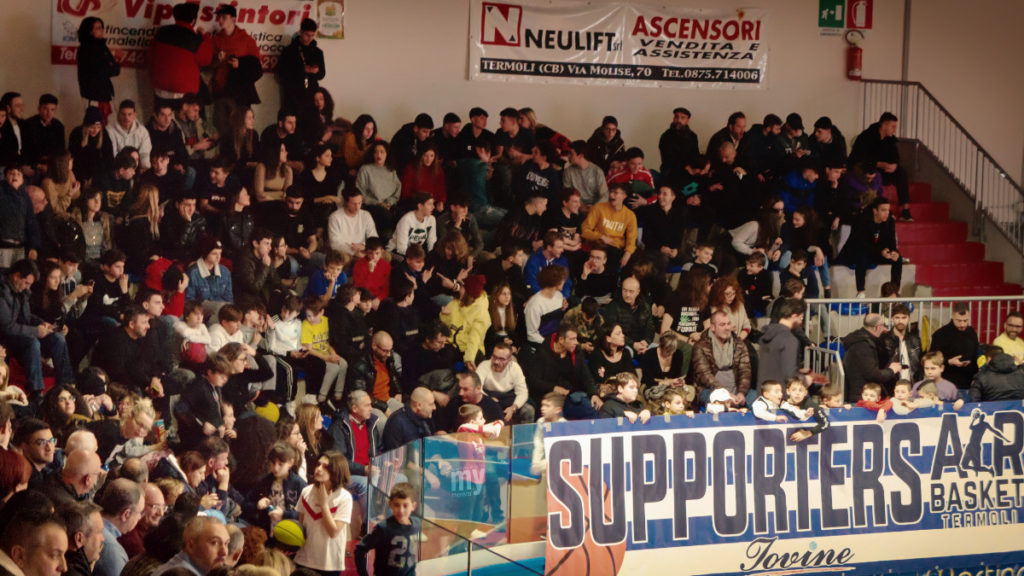 Basket Termoli Supporters