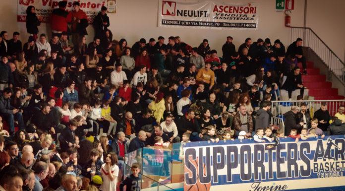 Basket Termoli Supporters