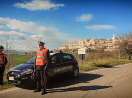Carabinieri di Montenero di Bisaccia
