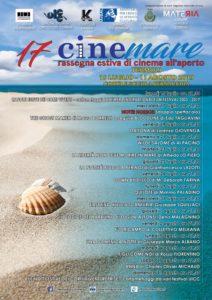 Cinemare 2019: rassegna estiva di Cinema all'aperto @ Cortile scuola Bernacchia