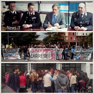 La conferenza stampa in Procura a Larino