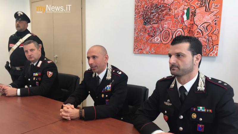 Carabinieri Pacucci Ficuciello Pica
