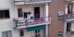 L'appartamento in Via De Gasperi
