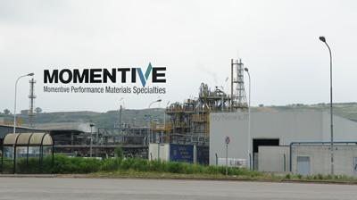 Lo stabilimento chimico di Termoli