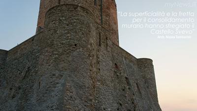 Il Castello Svevo di Termoli