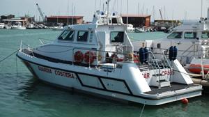 Motovedetta Capitaneria di Porto