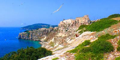 Tremiti: Isola di San Nicola (Foto C.L.Smoke)