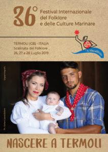 Festival Internazionale del Folklore e delle culture marinare @ Scalinata del Folklore