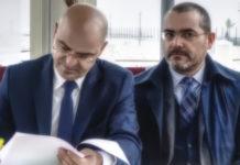 Vincenzo Iacovino e Vincenzo Fiorini