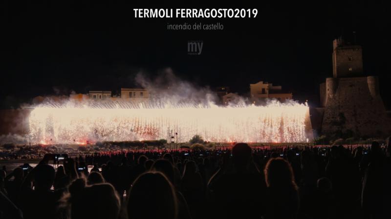 Incendio del Castello 2019