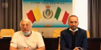 Saverio Metere e Michele Barile