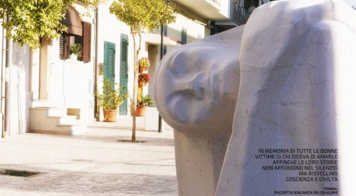 monumento contro la violenza sulle donne