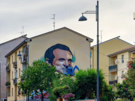 Muralas Pietro Mennea