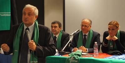 Pietro Mennea,Fabiano,Montano ed Annalisa Minetti