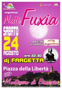 Notte Fucsia @ Piazza della libertà