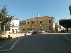 Il centro di Campomarino