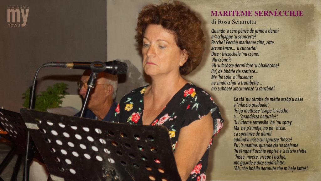 Rosa Sciarretta