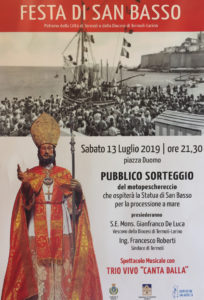 San Basso: sorteggio barca @ Piazza Duomo