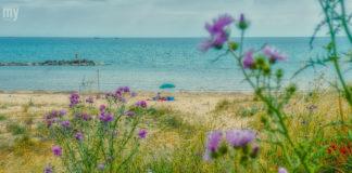 Termoli spiaggia libera