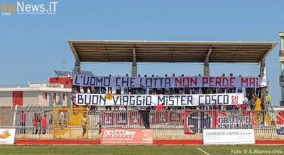 Termoli-Campobasso 1 a 1