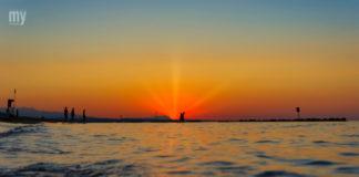 Termoli tramonto