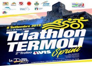 Triathlon Sprint Città di Termoli - Trofeo Avis @ Lido Le Dune
