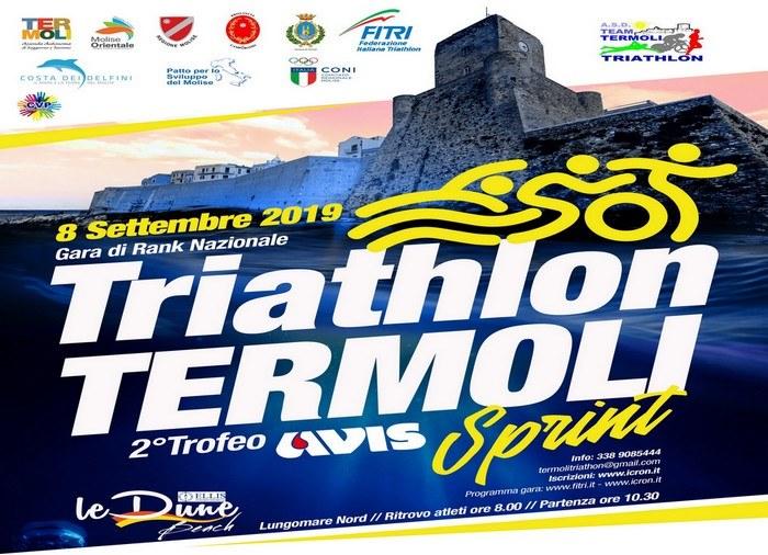 Fitri Calendario Gare.Triathlon Sprint Citta Di Termoli Trofeo Avis Mynews It