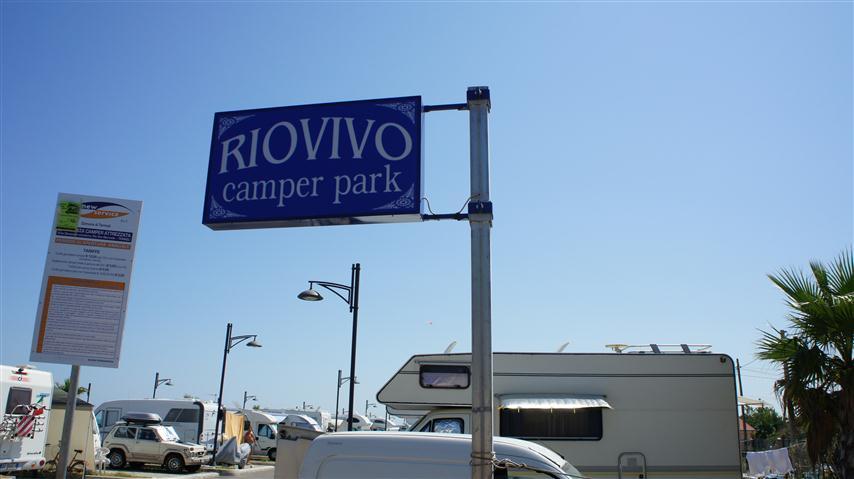 Termoli: Rio Vivo Camper park