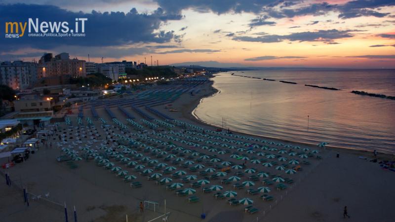 SpiaggiaSeraTermoli