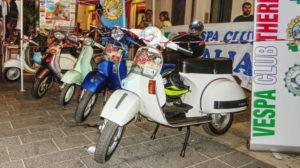 Terzo raduno Vespa Club @ Corso Nazionale e Viale dei Trabocchi