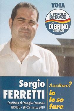 Sergio Ferretti