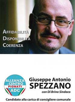 Giuseppe Antonio Spezzano